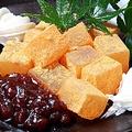 料理メニュー写真わらび餅