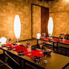 魔法のレストラン GRILL&BAKING 新宿東口店の雰囲気1