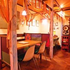 熱帯アジア食堂 2階のぞうさん 国分寺店の特集写真
