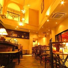 カフェ・アルコ・プレーゴの雰囲気1
