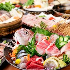 朝採れ鮮魚 魚の門 刈谷駅店の写真