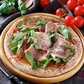 料理メニュー写真季節のおすすめピッツァ