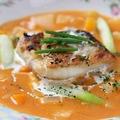 料理メニュー写真本日の鮮魚のムニエル・シェフのソースで