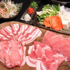 しゃぶしゃぶ とんかつ ステーキ TON とんのおすすめ料理1