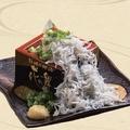 料理メニュー写真釜揚げシラスの升豆富