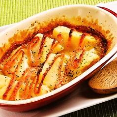 ほくほくポテトの明太チーズ焼き