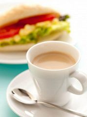ハーバーズカフェ HARBOR'S CAFE コレットマーレ みなとみらい店の写真