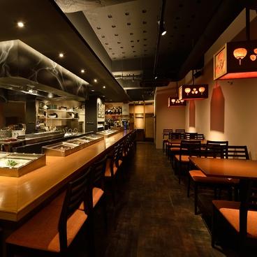 博多串焼と刺身 ココロザシの雰囲気1