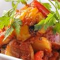 料理メニュー写真季節野菜の冷製ラタトゥイユ