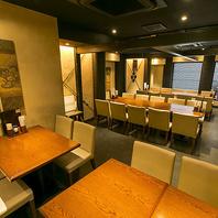 有楽町で宴会・飲み会などを楽しむなら貸切スペースで!