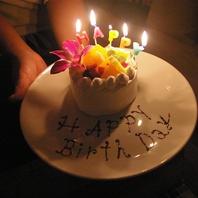 元パティシエのシェフが作るケーキ