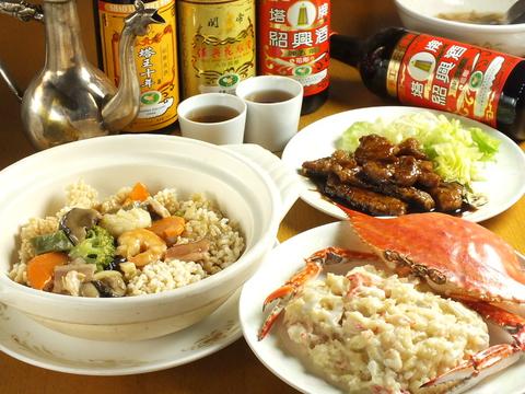 アットホームな雰囲気で、手づくりにこだわった中華料理をお出しします。