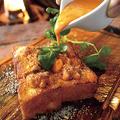 料理メニュー写真ウニクリーム フレンチトースト