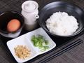 料理メニュー写真究極のTKG(たまごかけご飯)