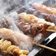 当店では宮崎の銘柄鶏・薩摩地鶏を使用しております