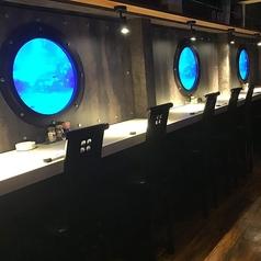 潜水艦メンバーズダイナー YAMAMOTO やまもとの雰囲気1