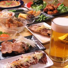 かあちゃん酒場 みちのくのおすすめ料理1