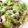 料理メニュー写真朝市野菜のピッツァ