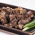 料理メニュー写真地鶏モモ炭火焼き