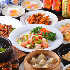 西安刀削麺酒楼 芝店のコース写真