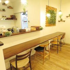 cafe Morinokuniの雰囲気1