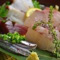 料理メニュー写真市場直送 鮮魚のお刺身5種盛り合わせ