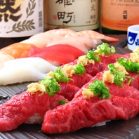 瀬戸内産の鮮魚を熟練の寿司職人が握る本格寿司