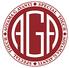 AGA Aoyama G Avanti 青山のロゴ