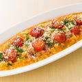 料理メニュー写真トマトクリームチーズリゾット