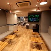 Leaf Garden Cafe リーフガーデンカフェの雰囲気3