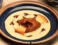 料理メニュー写真柾風コースの一品 「チョコレートムース」