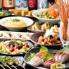 酒と和みと肉と野菜 静岡駅前店 離れの写真