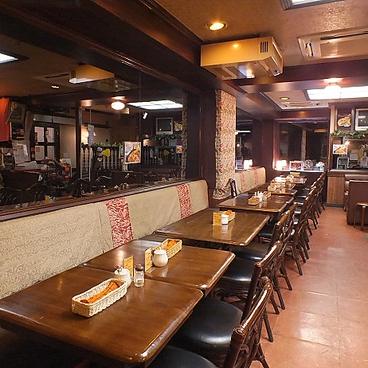 インドレストラン ビジービーの雰囲気1