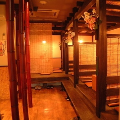おでん処 じゅんちゃん 石山店の雰囲気1