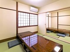 祇園寿しの雰囲気1