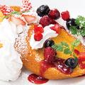 料理メニュー写真フルーツフレンチトースト