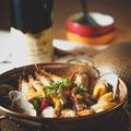 料理メニュー写真魚介のカタプラーナ~ポルトガル風ブイヤベース~