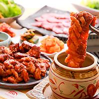京都の国産牛を使用。赤身が美味しい焼き肉屋。
