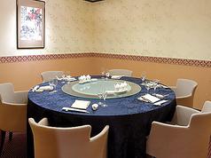 新潟グランドホテル 中国料理レストラン 慶楽の雰囲気1