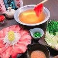 料理メニュー写真【NEW】タンしゃぶ鍋