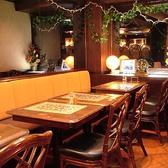 インドレストラン ビジービーの雰囲気3