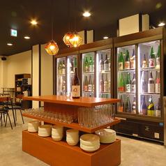日本酒バー SAKE-PARAの雰囲気1