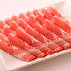 高級ラム肉 (並皿/大皿)