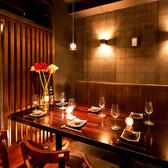 横浜駅2分!長時間の飲み会でもゆったり過ごせるテーブル席◎宴会、飲み会にも◎