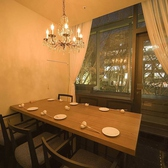 個室は最大6名様までOK!周りを気にせず、ゆったりお食事をお楽しみ頂けます♪大切なご接待にも最適◎