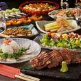 飲み放題付宴会コースは4000円~ご用意。当店自慢の牛タン料理や刺身盛り合わせなどの海鮮料理、しゃぶしゃぶや鍋料理など、仙台の名物料理が揃ったボリューム満点のコースの数々!サプライズや割引などのお得なクーポンもございます♪歓迎会や二次会なら、居酒屋 青葉の蔵で食べ放題や飲み放題をお楽しみください!