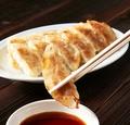料理メニュー写真太陽の焼餃子(6個)
