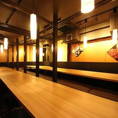 九重 新宿西口駅前店の雰囲気1