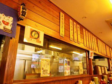 長浜ラーメン 博多屋 松江店の雰囲気1