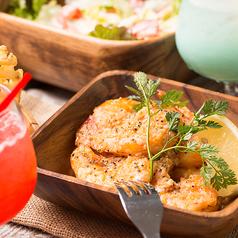 料理メニュー写真スキャンピ ShrimpScampi